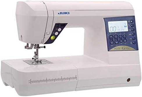 Juki HZL-G320 - Máquina de coser computadora compacta y práctica ...