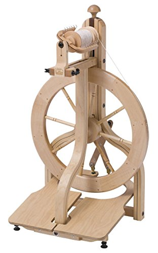 Schacht Matchless Spinning Wheel - Double Treadle (Maple)