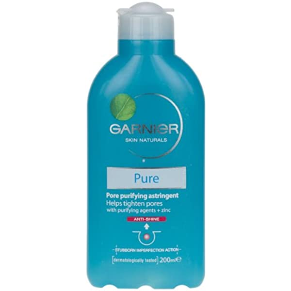 Amazon Com Garnier Pure Active Daily Pore Reducing Toner 200ml