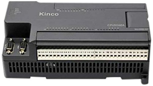 Kinco Automation K508-40AX Programmable Logic Controller, CPU Module Type, 24 Inputs, 16 Outputs
