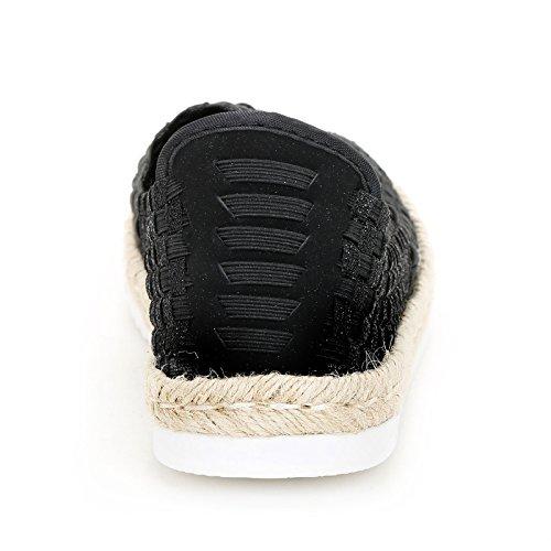 Nero on Scarpe Donna Sport Slip amp;scarpe Alesya YTCqgwx