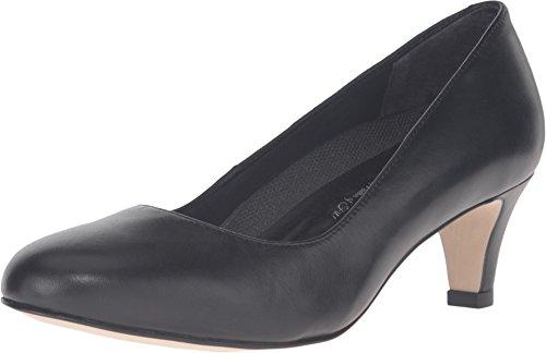 Walking Cradles Women's Joy Pump,Black Cashmere Leather,US 8 N ()