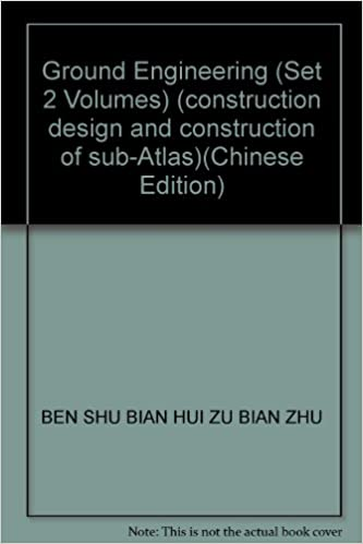Ground Engineering (Set 2 Volumes) (construction design and