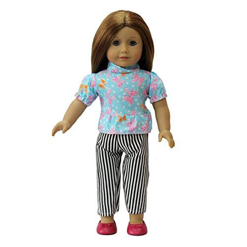 ZITA ELEMENT Doll Clothes- Lot 7...