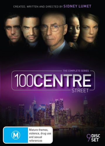 100 Centre Street - Complete Series - 9-DVD Box Set ( One Hundred Centre Street ) [ NON-USA FORMAT, PAL, Reg.0 Import - Australia - Center Reg