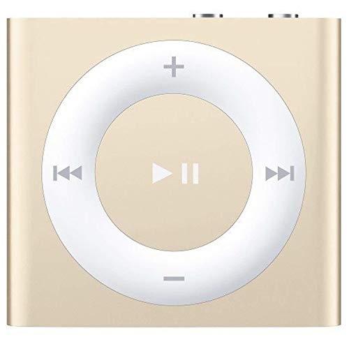 Apple - iPod shuffle 2GB MP3 Player (4th Generation - Latest Model) - Gold
