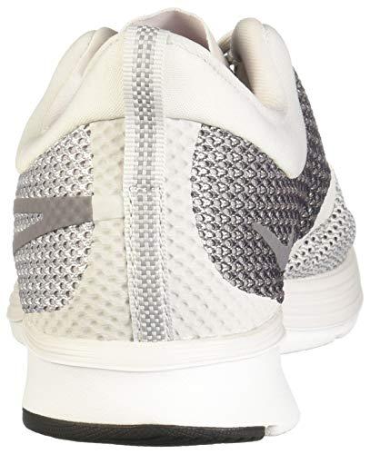 Grey Running WMNS de NIKE a Chaussures Multicolore Gunsmoke Compétition Femme Vast Zoom Strike 006 qvfZwxZX4