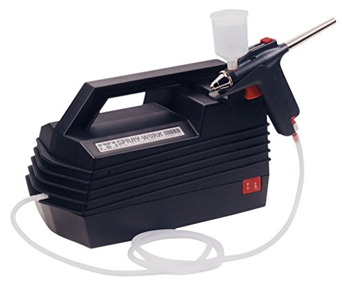 - Tamiya Spray Work Basic Compressor