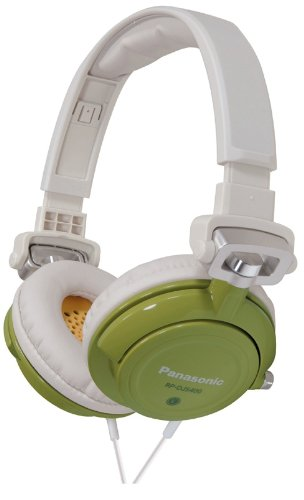 Panasonic RPDJS400G Headphones