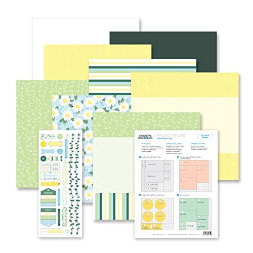2019 NSD Project Recipe Bundle Kit (National Scrapbook Day) by Creative - Creative Memories