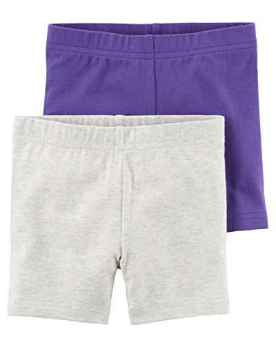 Incredible Hulk Outfit - Carter's Little Girls' 2-Pack Tumbling Shorts