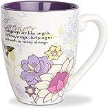 Mark My Words Caregiver Mug, 4-3/4-Inch, 20-Ounce Capacity