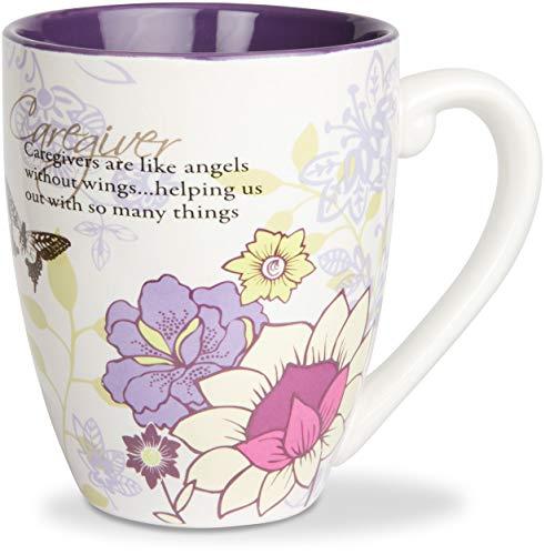 Pavilion Gift company Caregiver Mug, 4-3/4-Inch, 20-Ounce
