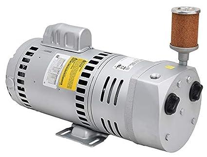 Amazon.com: Gast 3/4 HP Rotary Vane – Aireador para estanque ...