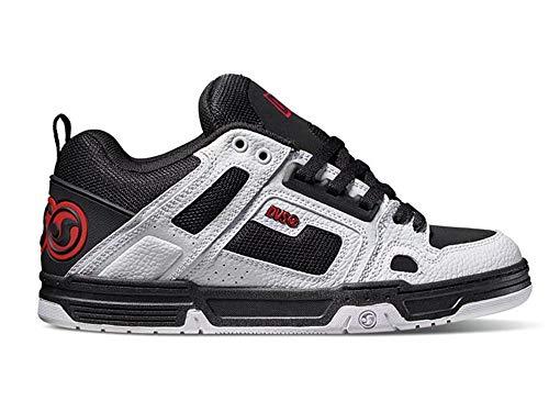 Dvs Scarpe Red Shoes Comanche White Skateboard Uomo Da rwr4zq