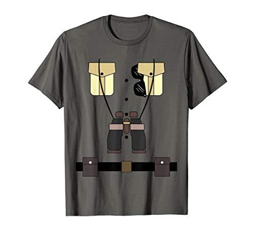 FUTURE ZOO KEEPER Costume African Halloween Shirt Gift ()