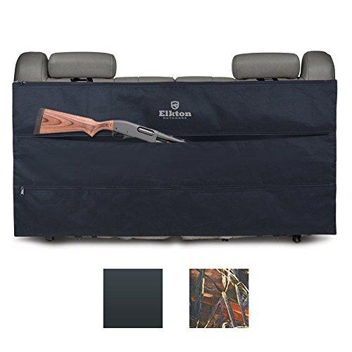 Elkton Back Seat Three Pocket Gun Case & Organizer (Rifles, Pistols and Ammunition): The Perfect Lightweight