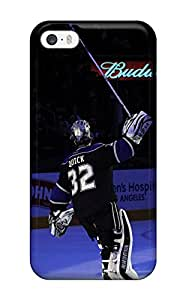 Best 8706458K627277808 los/angeles/kings los angeles kings (23) NHL Sports & Colleges fashionable iPhone 5/5s cases