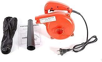 YiWon 220V Soplador eléctrico de Hojas, soplador de Mano eléctrico Aspirador de Mano para Uso doméstico Ordenador Aspirador automático Enchufe de la UE: Amazon.es: Jardín