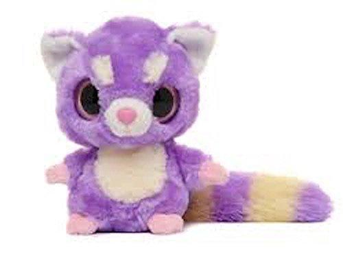 "Price comparison product image Aurora Plush YooHoo Purple Lesser Panda with Sound 5"""