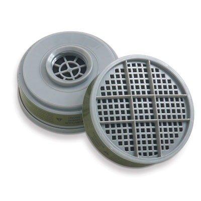 Vapors Cartridge For S-Series Respirator (Pack of 2)