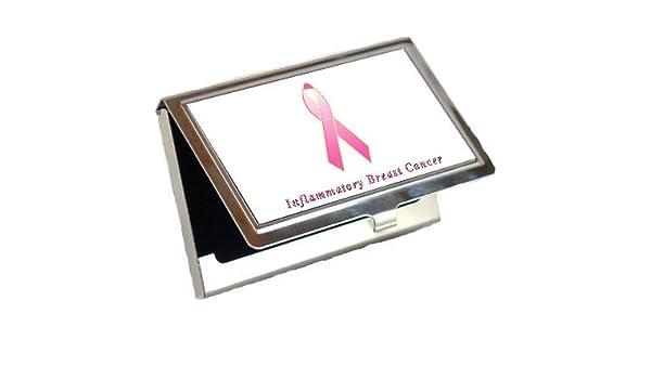 aefbca88cacc7 Amazon.com : Inflammatory Breast Cancer Awareness Ribbon Business ...