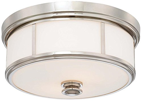 Minka Lavery Flush Mount Ceiling Light Round 4365-613 120w (6