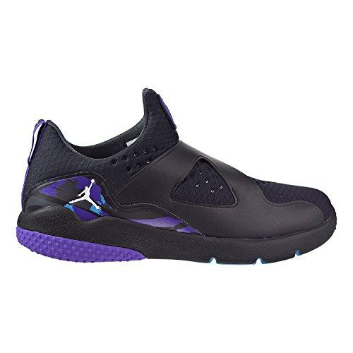 Jordan Trainer Essential Men's Shoes Black/White/Varsity Purple 888122-018 (8.5 D(M) US)]()