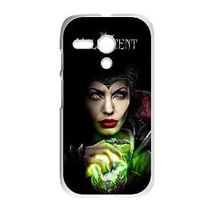 Motorola Moto G Cell Phone Case for Classic Theme Disney Maleficent Cartoon pattern design GDSNMLT14893