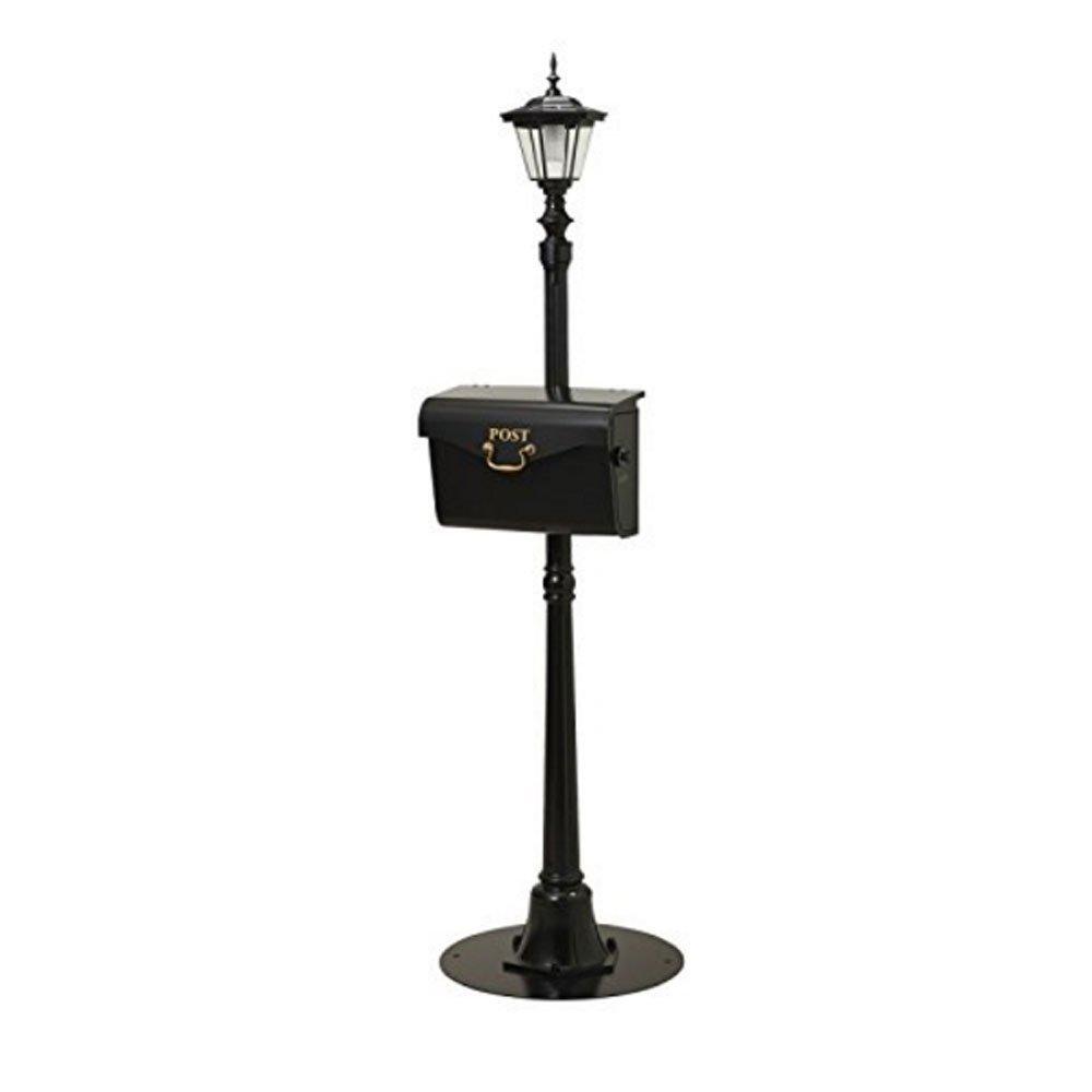 セトクラフト スタンドポスト(街路灯)光センサー付き(材質ガルバニウム鋼板)SI-2611 B00KQDQWAS 28354