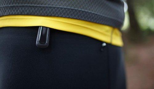 Fitbit One Wireless Activity Plus Sleep Tracker, Black