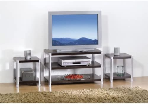 Mueble T.V. aluminio: Amazon.es: Hogar