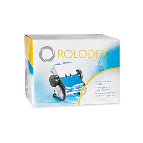 50OFF Rolodex Eldon Mca S0793780 Fichier Rotatif En Polystyrene Pour Cartes De Visite