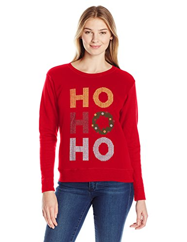 Hanes Womens Ugly Christmas Sweatshirt