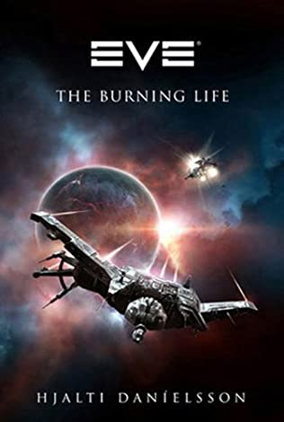 book cover of The Burning Life