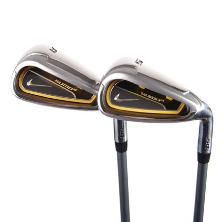 New Nike SQ SUMO2 A-Wedge and Sand Wedge Graphite Design R-Flex RH, Outdoor Stuffs