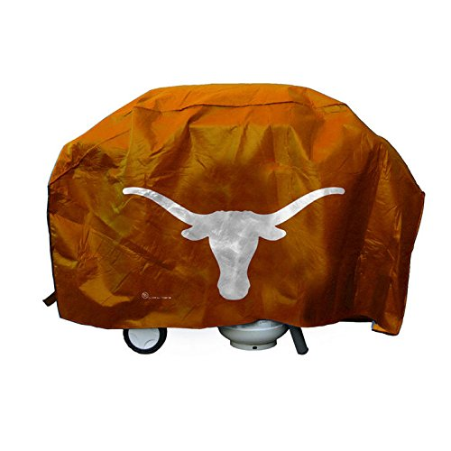 NCAA Deluxe Grill Cover, Texas (Texas Longhorns Grill Cover)