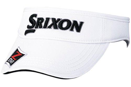 ダンロップ SRIXON 帽子 サンバイザー SMH7331X
