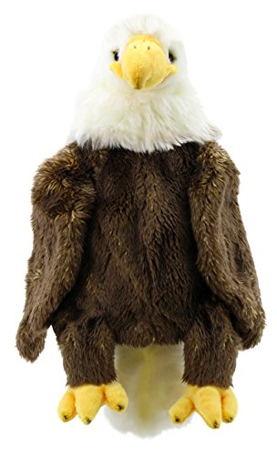 Long-Sleeved Gloves Eagle Hand Puppet <br>