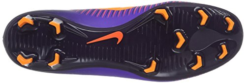 Nike Mercurial Victory VI FG, Herren Fußballschuhe Violett (Purple Dynasty/Bright Citrus/Hyper Grape)