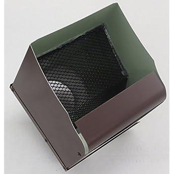 Invisaflow 4490 Downspout Filter White Amazon Com
