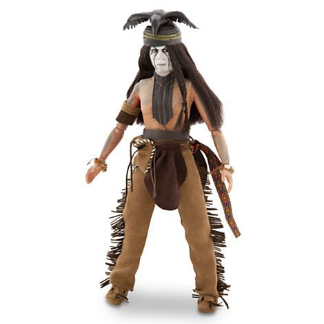 Disney Tonto Costume (Tonto Deluxe Action Figure - 12'' - The Lone Ranger)