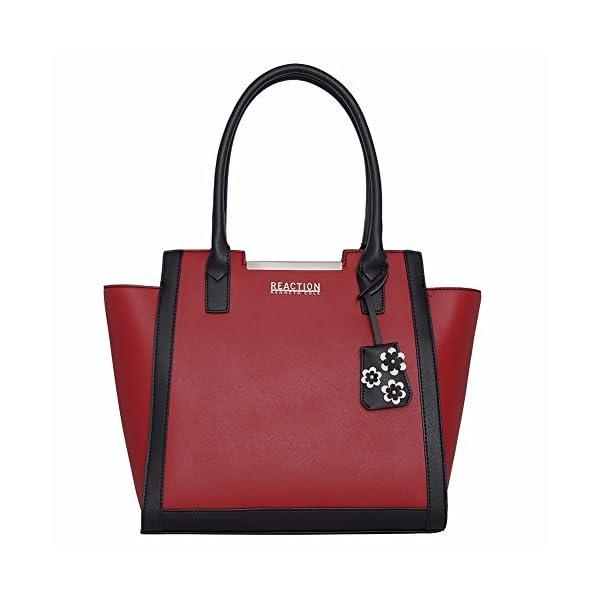 Kenneth Cole Reaction KN1939 Cheerleader Women's Tote, Shopper Handbag