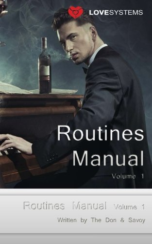 Routines Manual Volume 1: Pick up routines for all situations