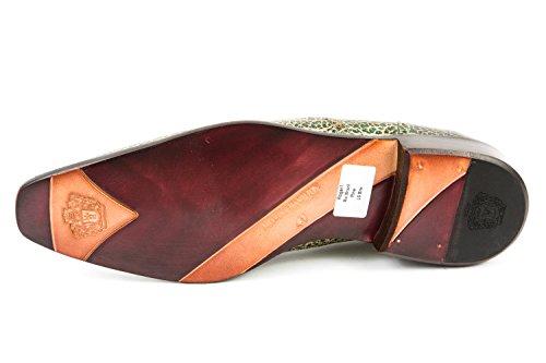 pour EU Homme MH15 Vert Lacets 725 Vert Chaussures amp; Ville de Hamilton 41 Melvin à wx4ZRB