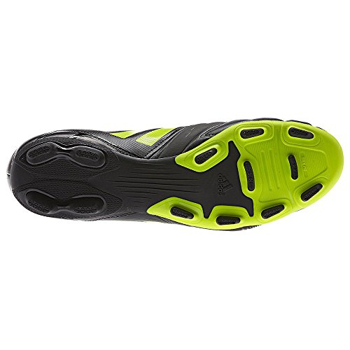 adidas Performance - Botas de fútbol de sintético para hombre schwarz / lime 44.6EU/ 28,5 cm schwarz / lime Talla:6,0 UK - 39,1/3 EU - schwarz / lime