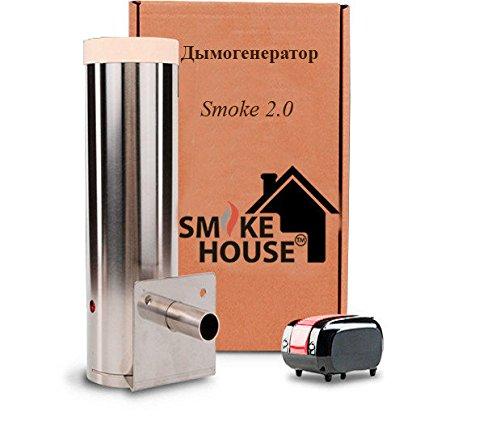 INTEROS RAUCHMASCHINE*RAUCHGENERATOR*KALTRAUCHGENERATOR*KALTRÄUCHER SMOKE2 von GELA24