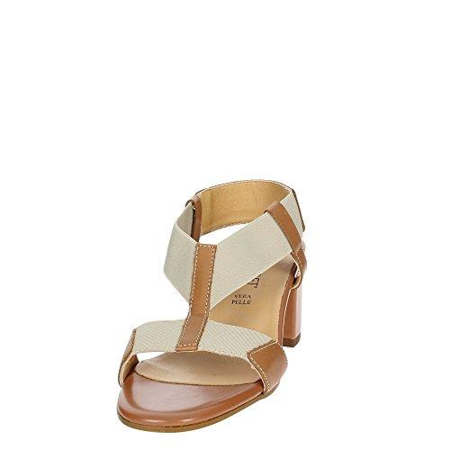 Cinzia Soft IBB345-EE 001 Sandal Women Brown Leather dTxhW
