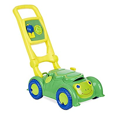 Melissa & Doug Snappy Turtle Mower: Toys & Games