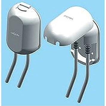 Resistente al agua de vaso + conector F tipo de conector F Coaxial individual resistente al